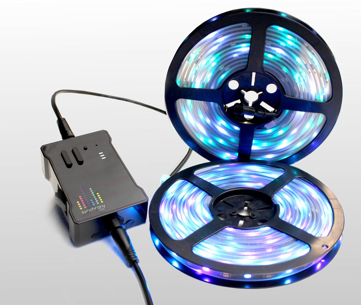 LED Music Light   Lights That Synchronize - Music Controlled